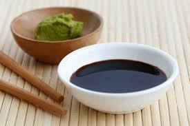 bacchette,soia,wasabi